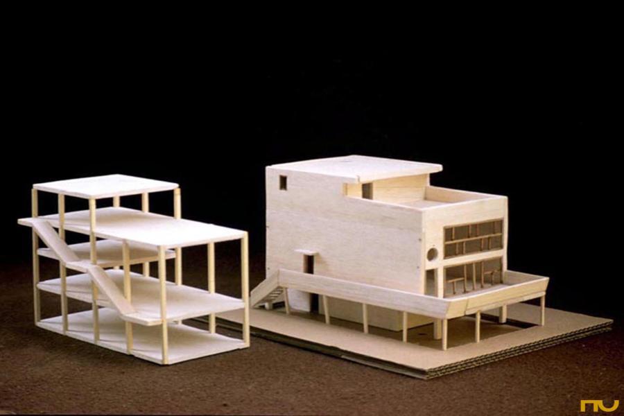 Histria en obres casa citrohan - Le corbusier casas ...